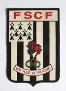 Ecusson Sport Ancien Bretagne FSCF UD Ille Et Vilaine 35 Fédération Sportive Et Culturelle De France - Other