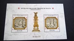 SMOM 2004 CHIESA GONFALONE VITERBO - BF INTEGRO - Sovrano Militare Ordine Di Malta