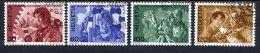 SWITZERLAND: International Labour Organisation 1975-83 People And Work Set Cancelled.  Michel 105-08 - Officials