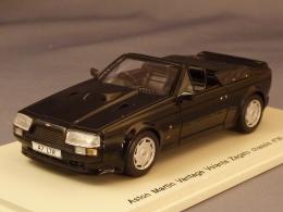 Spark 2159, Aston Martin Vantage Volante Zagato, 1987, 1:43 - Spark