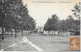 LA FERTE SAINT AUBIN LE CHAMP DE FOIRE  TACOT PETITE ANIMATION  1935 - La Ferte Saint Aubin