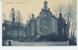 BELGIQUE - ECAUSSINNES  - Le Château Fort - Ecaussinnes