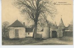 BELGIQUE - ECAUSSINNES  - Le Château Fort, Entrée - Ecaussinnes