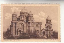 CPA Lituva Riga La Cathédrale (pk31066) - Lituanie