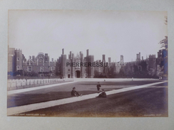 WEST FRONT HAMPTON COURT PHOTO STEREOSCOPIC C° Ltd - Old (before 1900)