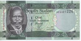 Billet De 10 Livres Du Soudan Du Sud - Soudan Du Sud
