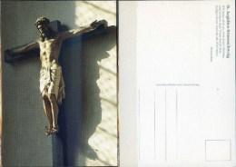 Ak Deutschland - Braunschweig  - St. Aegidien - Kruzifix - Jésus