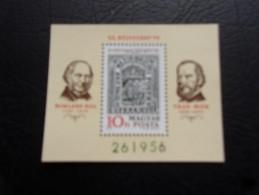 HONGRIE  (cote 7,50**)  Bloc Journée Du Timbre,sir Rowland Hill - Hongrie