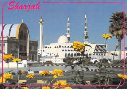 Asie  -Emirats Arabes Unis -  United Arab Emirates SHARJAH Mosque  & New Souk  *PRIX FIXE - United Arab Emirates