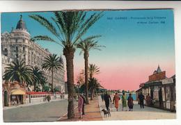 CPA Cannes, Promenade De La Croisette (pk31085) - Cannes