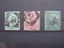 Timbres Inde : Patiala 1884 - Patiala