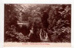 CPA-ZA187-ORQUEVAUX CASCADE DANE LE PARC DU CHATEAU - France