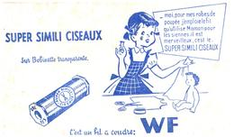 F W/Buvard  Fil W F (N= 1) - Buvards, Protège-cahiers Illustrés