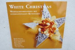 """CD """"White Christmas"""" Weihnachtsmelodien Mit Internationalen Künstlern - Christmas Carols"""