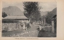 La Réunion Le Chemin Des Bains Cilaos Top Carte Parfaite - La Réunion