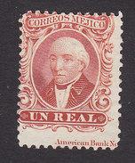 Mexico, Scott #14a, Mint No Gum, Hidalgo, Issued 1864 - Mexico