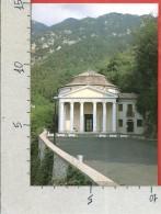 CARTOLINA VG ITALIA - CRESPANO DEL GRAPPA (TV) - Santuario Madonna Del Covolo - 10 X 15 - ANN. 1994 GATTI - Treviso