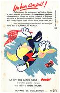 J J M/Buvard  Journal De Mickey (les Modeles Sont Diférents)   (N= 3) - Löschblätter, Heftumschläge