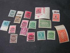 DR Infla Lot Many And Very Fine  ** MNH - Lots & Kiloware (max. 999 Stück)