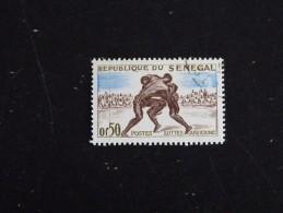 SENEGAL YT 205 OBLITERE - LUTTE AFRICAINE - Sénégal (1960-...)
