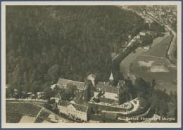 Schloß Eberstein Im Murgtal Gernsbach Luftbild, Ungebraucht (AK966) - Gernsbach