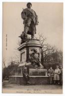 """METZ--On Les A ! -Monument Provisoire """"Au Poilu"""" à L'esplanade (animée,soldats) N°633 éd Forissier,cliché 8 Du 20-1-19 - Metz"""