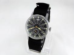 Military Watch, Pobeda Watch, Mechanical Watch, Ussr Watch, Mens Watch, Soviet Watch, Vintage Watch, Russian Watch - Watches: Old