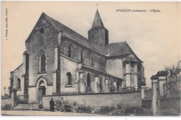 AVANCON - L'Eglise - Non Classificati