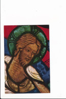 Image Religieuse  Jean Michel Bodin Prëtre 4 Juillet 1964 ( Saint Martin D' Auxigny Je Pense 18 Cher )  ( Recto Verso ) - Images Religieuses