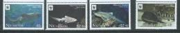 Tonga Niuafo'ou 2012 WWF Zebra Sharks Set 4  MNH - Tonga (1970-...)