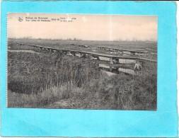 GUERRE 1914 - 1918 - Ruines De DIXMUDE - Dans La Plaine  --  ENCH   - - Guerre 1914-18