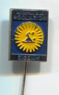 WATER POLO, PALLANUOTO - Club SOLARIS Sibenik, Croatia, Vintage Pin Badge, Abzeichen - Water Polo