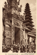 CPA PARIS - EXPOSITION COLONIALE INTERNATIONALE 1931 - PAVILLON DES PAYS BAS - PORTE D'ENTREE PRINCIPALE - Exhibitions
