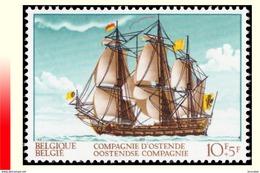 Belgium 1682-lcv1** Compagnie D'Ostende ( Br_vr ) - Variétés Et Curiosités