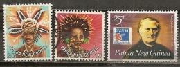 Papua & New Guinea 1977 Costumes, Etc Obl - Papouasie-Nouvelle-Guinée