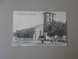 GIRONDE LATRESNE EGLISE SAINT AUBIN - France