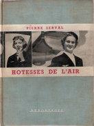 HOTESSES DE L AIR AVIATION CIVILE AIR FRANCE STEWARD - Aerei