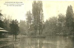 Liege. Le Parc De La Boverie Pendant L'exposition De Liege En 1905 . - Luik
