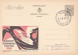 PUB  N°1412 - Rodenbach1956 - NL/FR - Non écrit - Beau Cachet Aubel - Stamped Stationery