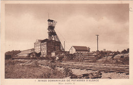Carte Postale Ancienne Du Haut-Rhin - Wittelsheim - Mines Domaniales De Potasses D'Alsace - Mine Amélie II - Autres Communes