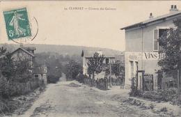 CARTE POSTALE    CLAMART 92  Chemin Des Galvents - Clamart
