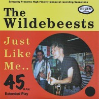 WILDEBEESTS - Just Like Me - EP - SYMPATHY FOR THE RECORD INDUSTRY - WILDE KNIGHTS - ROLLING STONES - LITTLE WALTER - Rock