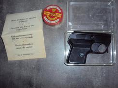 Pistolet D'alarme Neuf  Jelly Cal 6 Mm+ 100 Cartouches - Armes Neutralisées