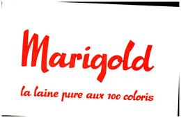 L M/Buvard Laine Marigold   (N= 1) - Buvards, Protège-cahiers Illustrés
