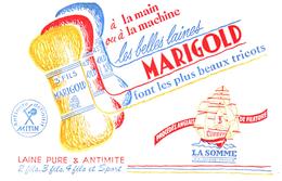 L M/Buvard Laine Marigold   (N= 2) - Buvards, Protège-cahiers Illustrés