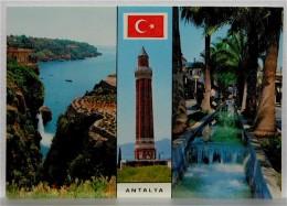 ANTALYA  (wohl 1950er) - Turchia