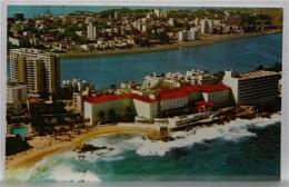 SAN JUAN Condado Beach Hotel  (wohl 1950er) - Postcards