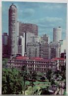 SAO PAULO Hilton Hotel  (wohl 1950er) - Ansichtskarten