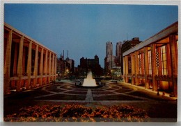LINCOLN CENTER  (wohl 1950er) - Ansichtskarten