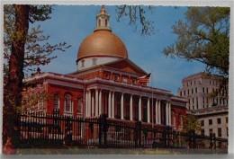 BOSTON State House  (wohl 1950er) - Ansichtskarten